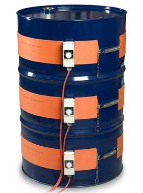 drum band heater