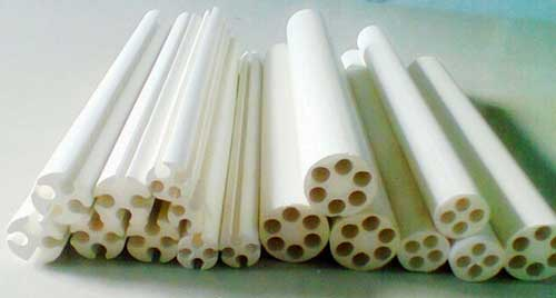 Magnesium oxide tube
