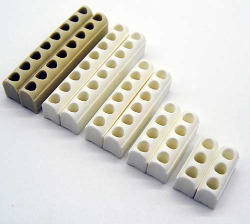 ceramic band heater insulators
