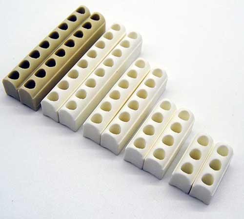 ceramic band heater insulators